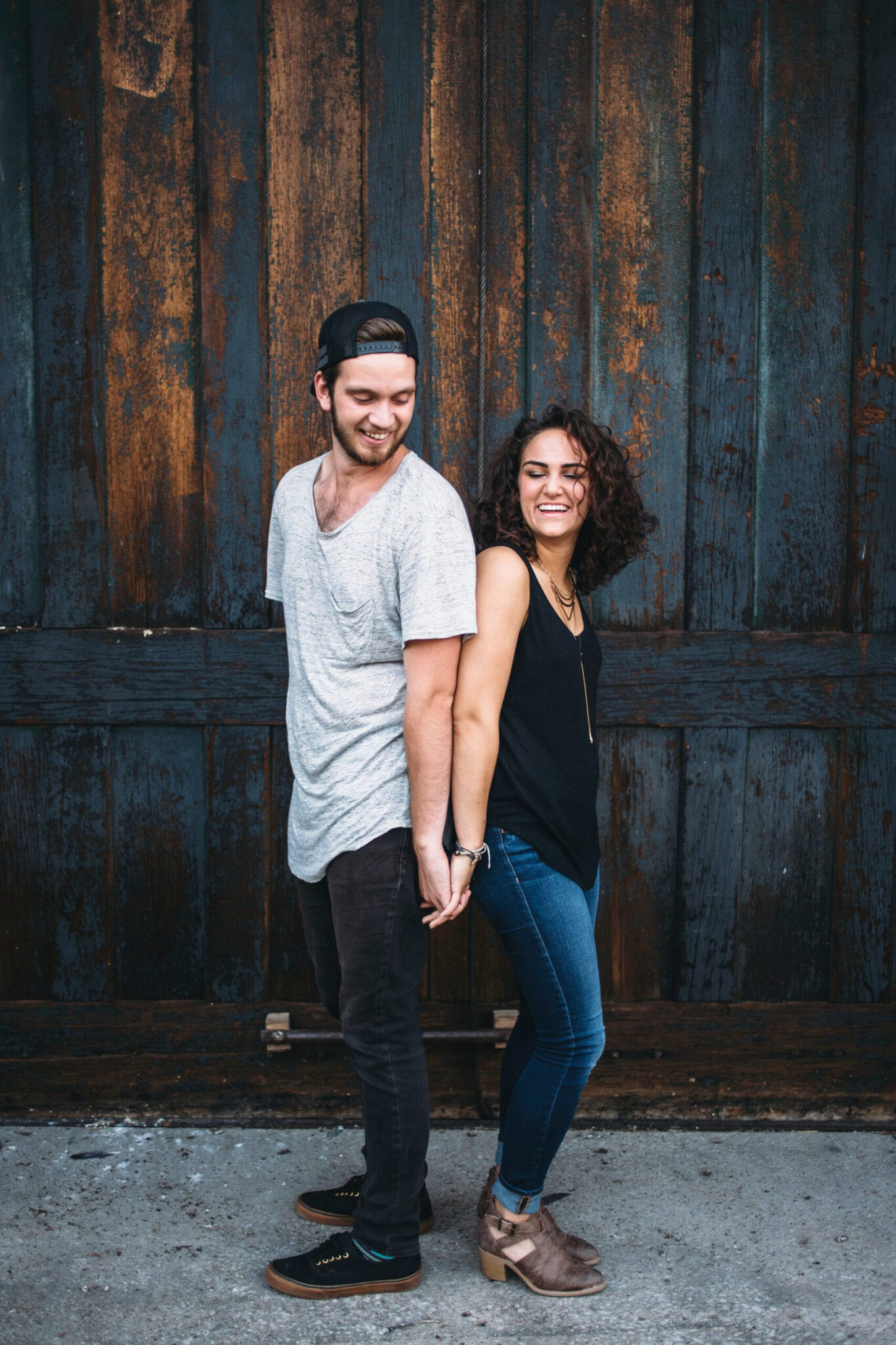 Photo of Carmela and Mike Reimer
